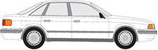 80 B4 Sedan (8C2)