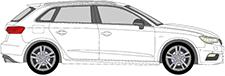A3 Sportback (8VA, 8VF)