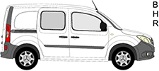 CITAN Mixto (Double Cabin) (W415)