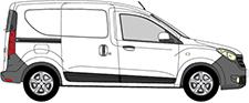 DOKKER Express Skåp/stor limousine