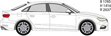 A3 Limousine (8VS, 8VM)