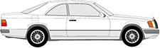 124 Coupé (C124)