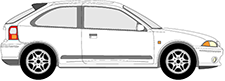 200 II Halvkombi (RF)