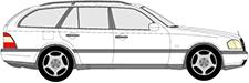 C-KLASS T-Model (S202)