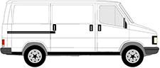 J5 Skåp (280L)