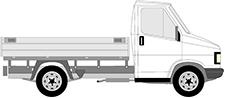 J5 Flak/chassi (290L)