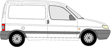 PARTNER Skåp/stor limousine (5_, G_)