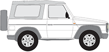G-KLASS Cabrio (W463)