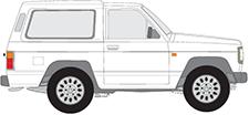 PATROL III/1 Hardtop (K160)
