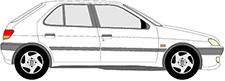 306 Halvkombi (7A, 7C, N3, N5)