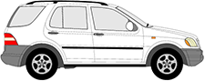 M-KLASS (W163)