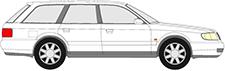 A6 C4 Avant (4A5)