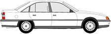 OMEGA A (V87)