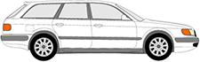 100 C4 Avant (4A5)