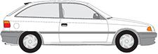 ASTRA F (T92)