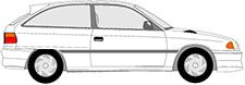 ASTRA F Halvkombi (T92)