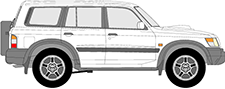 PATROL GR V Wagon (Y61)