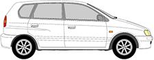 SPACE STAR Minibus, minivan (DG_A)