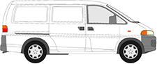 L400 Skåp (PD_W, PC_W, PB_V, PA_W, PA_V)