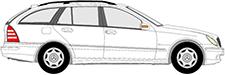 C-KLASS T-Model (S203)