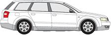 A4 B6 Avant (8E5)