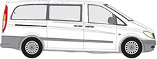 VITO Buss (W639)