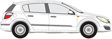 ASTRA H (A04)