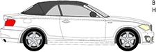 1 Cabriolet (E88)