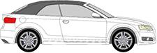 A3 Cabriolet (8P7)
