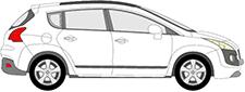 3008 Minibus, minivan (0U_)