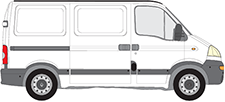 MOVANO B Skåp (X62)