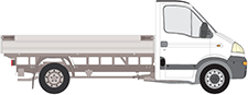 MOVANO B Flak/chassi (X62)