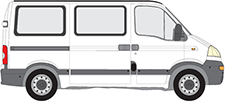 MOVANO B Buss (X62)