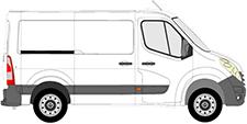 NV400 Skåp (X62, X62B)
