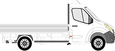 NV400 Flak/chassi (X62, X62B)